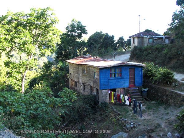 Jah B S Guesthouse In The Blue Mountains Of Jamaica