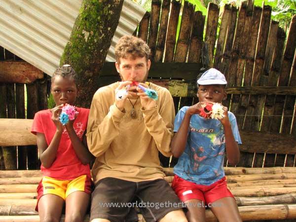 Jamaica Rasta Ecotourism Roots Rasta Family Caribbean