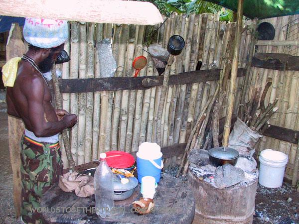 Jamaica Rasta Ecotourism Ital Cooking Caribbean