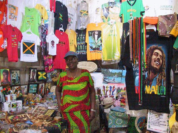 Craft Market Port Antonio Jamaica
